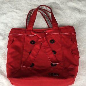 OGIO red necktie girls laptop bag